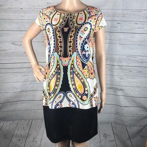 Dresses & Skirts - J. Taylor Sheath Dress Retro Style